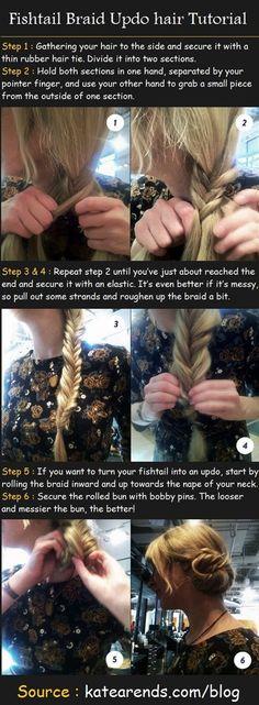 updos for shoulder length hair