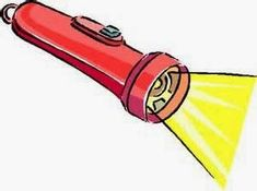 SINGING TIME IDEA: Flashlight freeze--A fun way to practice a song