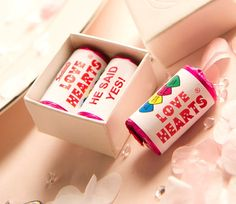 It is thought that the tradition of women proposing to their partners on a leap year dates back to the 5th century. If there are any ladies out there brave enough to preserve this convention and pop the question this February http://shop.lovehearts.com/ have got the perfect way to do it – with sweets!