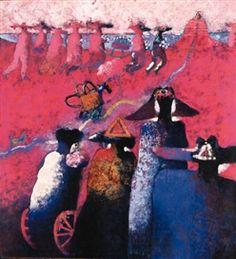 Elmar Rojas - Guatemalan artist! Guatemala