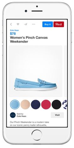 #Instagram Offers Big Data, but Pinterest Has Purchase Intent Marketers weigh in on #ecommerce upgrades By #ChristopherHeine