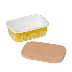 Butterdose aus Emaille von Minimoderns
