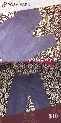 High waist blue skinny jeans Never worn -- can also fit size 4-6 H&M Jeans Skinny