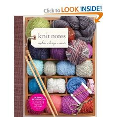 New Year's Resolution: Stop designing knitting patterns on old index cards. Buy this!
