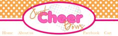 Great Cheer web site - Bows etc...