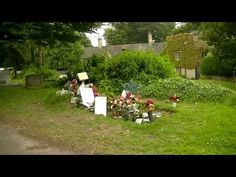 A Walk To Robin Gibb's Grave - YouTube