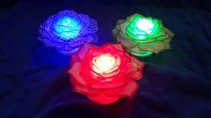 WELDING PLASTICS: LED FLOWER