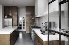 Templeto Architecture, Fitzroy Residence. Short listed for Australian Interior Design Awards, residential.