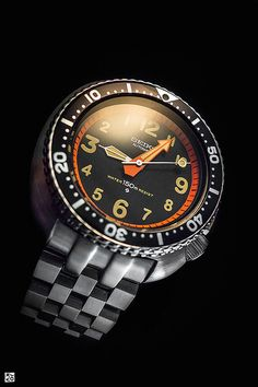 "Seiko 6309-7040 Turtle ""Reverse"" 