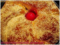 Λαμπροψωμο ευκολο και μυρωδατο για το τραπεζι της Αναστασης!!! Greek Cooking, Cooking Time, Cooking Recipes, Greek Sweets, How To Make Bread, Greek Recipes, Easter Recipes, Different Recipes, Family Meals