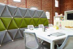 Mueble separador de espacios #CulturaDeco #VivesAzulejosyGres l #Kivo #AlexanderLorenz #furniture #Vives