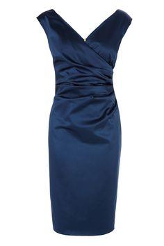 Coast Della Duchess Satin Dress