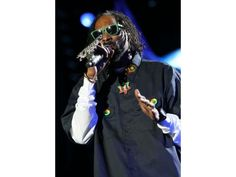 Snoop Dogg performs onstage during Day 3 of the 2012 Coachella Valley Music & Arts Festival.