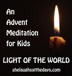 advent readings/meditations for kids - favorite that I have ever seen
