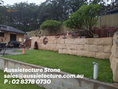 We provide the best sandstone logs, all from Australian local quarries. Retaining Wall Blocks, Stone Supplier, Wall Seating, Neutral Tones, Fencing, Logs, Backdrops, Strong, Colours