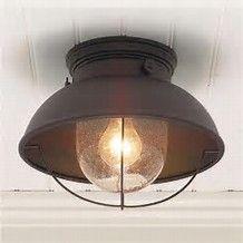 Image result for kitchen farmhouse flush mount lighting