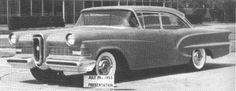 "1955 E-Car ""Edsel"" Prototype (Concept Car)"