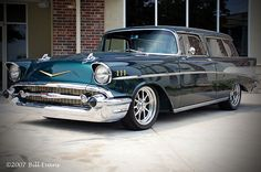 1957 Chevy Belair Nomad