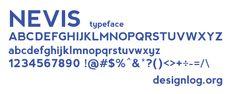 NEVIS Bold Font