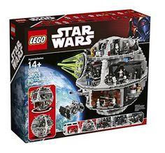 LEGO Star Wars Death Star by LEGO via https://www.bittopper.com/item/lego-star-wars-death-star-by-lego/ebitshopa7e5/