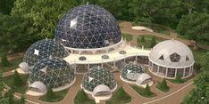 Geodesic domes | VIKINGDOME