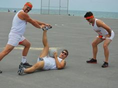8th Annual Dodgeball on the Beach tournament in Newport Beach. Talk about going all out! PHOTO BY LAYLAN CONNELLY