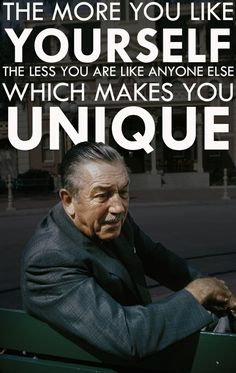 #WaltDisney perhaps the most brilliant man to walk this earth, after Jesus Christ and Joseph Smith!