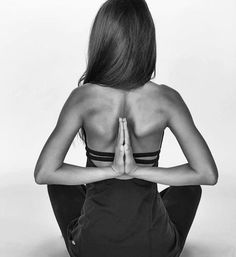 Open your heart stretch your shoulders!