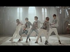 #SHINee 샤이니_Sherlock•셜록 (Clue + Note)_Music Video (Only Dance ver.) #2012MAMA Best Dance Performance - Male Group
