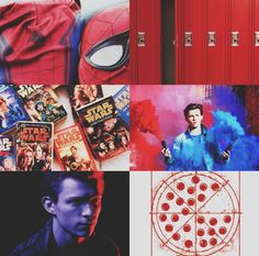 Peter Parker aesthetic (Spiderman) #homecoming #marvel