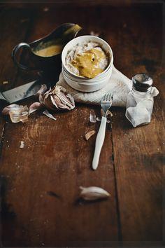 """Cauliflower Mashed """"Potatoes"""" » V.K.Rees Photography"""