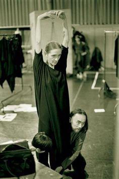 Yohji Yamamoto & Pina Bausch