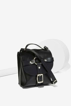 Zana Bayne Mini Signature Leather Bag - Accessories