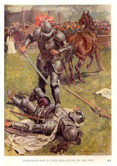 V I E W-Vintage Illustration Explored Weekly - Rowland Wheelwright