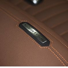 What about a custom tag? Car Interior Upholstery, Automotive Upholstery, Leather Skin, Future Car, Car Detailing, Car Parts, Custom Cars, Leather Craft, Colorful Interiors