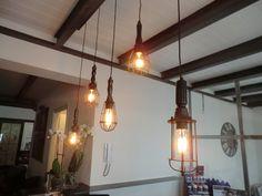 lampadine a filamento ARANCIO