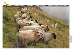 Herd of romanian sheep on misty rainy day by Ren Kuljovska. #sheep #herd #fagaras #canvasprint #fineartprint #cutesheep Unique Gifts For Men, Gifts For Girls, Fine Art Prints, Canvas Prints, Cute Sheep, Pin Pin, Handmade Decorations, Travel Photographer, Basic Colors