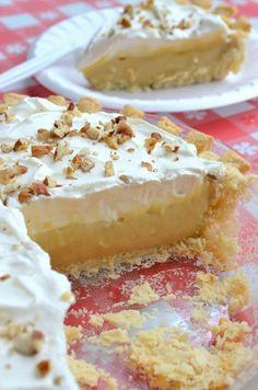 Butterscotch Pie with Checkerboard Crust recipe