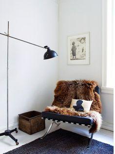 Um blog sobre decoração de interiores e exteriores.