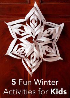 5 Fun Winter Activities for Kids | Parenting.com
