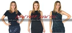 New year, new YOU. Start your 2015 journey with a new look. Stitch Appeal offers your custom fashion. #stitchappeal #newyear #journey #fashion #women