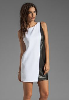 Bailey 44 DNF Dress in White