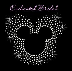 Disney Inspired Scatter Mickey Iron On by EnchantedBridal on Etsy, $7.50