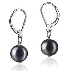 I own a black pearl necklace that I pulled out of the oyster myself. www.amazon.com/...