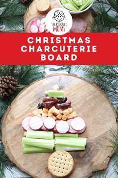 Easy Corn Fritters, Celery Recipes, Christmas Food Treats, Party Trays, Veggie Tray, Christmas Mom, Charcuterie Board, Veggies