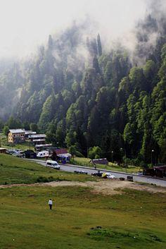 Ayder Plateau, Çamlıhemşin, Rize ⛵ Eastern Blacksea Region of Turkey ⚓ Östliche…