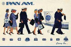 Pan Am crew