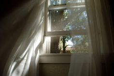 A summer's breeze coming through an open window in Grandma's room.  As I nap upon her bed the sounds and smells of summer will visit me even in old age.