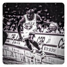Michael Jordan #Bulls