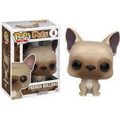 Funko POP! Pets, French Bulldog, Multicolor